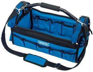 Draper Tote Tool Bag with Heavy Duty Base 2983 - 15L - £14 (Asda Direct)