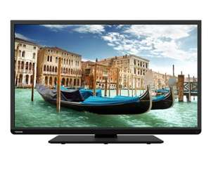 Toshiba 40L1333B 40 inch Full HD 1080p LED backlit TV with Freeview - £274 with code @ Tesco