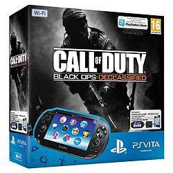 Sony Playstation Vita WiFi Console + Black Ops Declassified + 4GB Memory Card - £149 @ Tesco (using code)