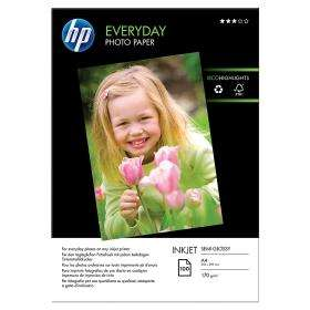 100 sheets of A4 HP Photo Paper @ ASDA- Was £12, NOW  £6