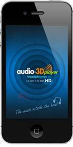 Audio-3D Player HD - App Store - FREE!