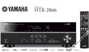 Yamaha HTR-2866 5 Channel AV Receiver £149.99  (140.91 After TCB + 3% Off Coupon) @tribalUk