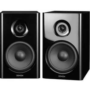 Denon SC-N7 2-Way Bookshelf Speakers Piano Black £44.90 del @ iBOOD -4% Quidco/TCB