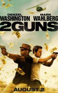 2 Guns Free Screening E4 Slackers Screening