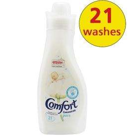 Comfort Pure Fabric Conditioner 750ml for 0.99p@LIDL