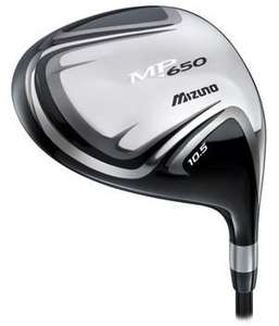 Mizuno Golf MP-650 Driver £89.95 at GolfOnline.co.uk reduced from £229 plus TCB
