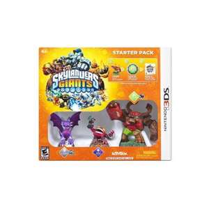 Skylanders Giants Starter Pack 3DS - Startup Media / Amazon.co.uk - £23.95