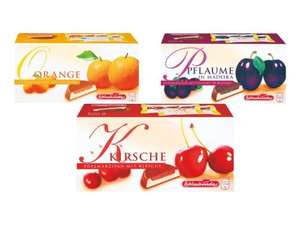 Orange, Plum, Cherry Marzipan Coins £2.49 @ Lidl