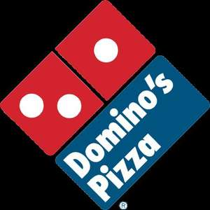 2 free sides or deserts when you buy a large pizza at domino's