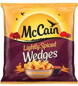 McCain wedges half price just £1 @ Waitrose (promotion for free bowls)