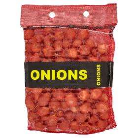 Asda Onions Big Bag of 10Kg for only £3.00 Instore only