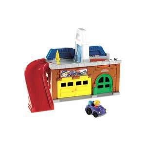 Fisher Price Little People Stow 'n' Tow Garage £10 @ John Lewis