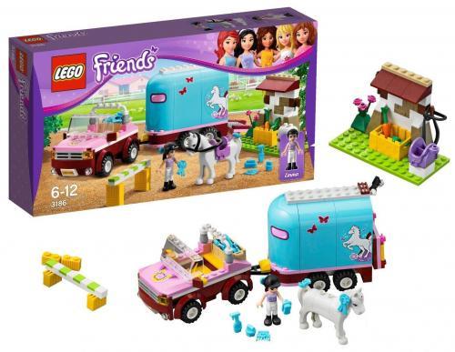 LEGO Friends Emma'S Horse Trailer 3186 @ Sainsbury INSTORE £13.32