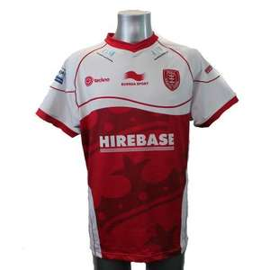 Hull Kingston Rovers shirts half price £20 @ Hull KR Shop