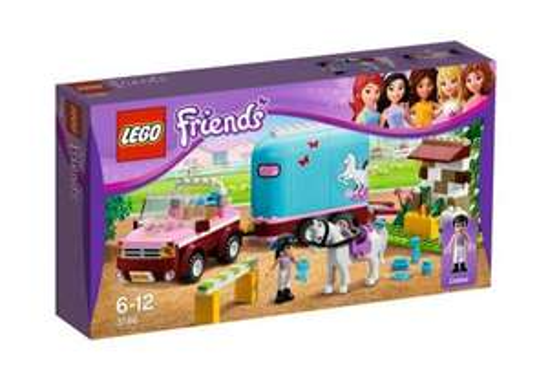 LEGO Friends 3186: Emma's Horse Trailer £13.32  on Amazon