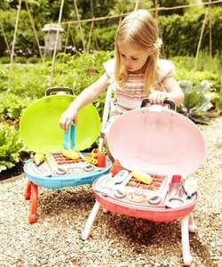 ELC Sizzlin' Barbecue in Pink or Blue was £20 now £10 del to store @ Mothercare