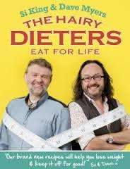 hairy dieters new book eat for life pre order asda £3.85