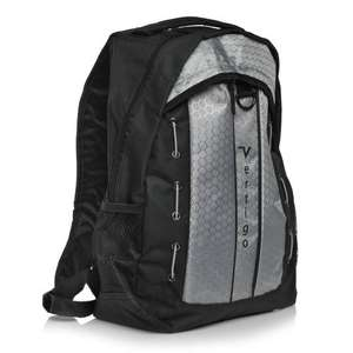 Wilko Vertigo Arch Backpack Black/Grey £2.50 at Wilkinsons
