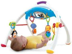 Fisher-Price iPhone Apptivity Gym RRP £34.99 Now £14.99 delivered @ Amazon