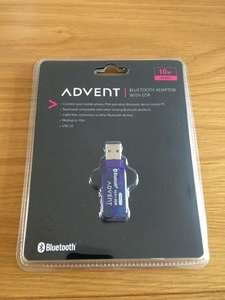 Advent USB Bluetooth Adaptor with EDR for £1 at Poundland