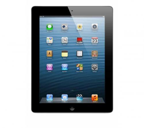 APPLE Refurbished iPad 4th generation with Retina display - 64 GB, WiFi, Black or White - £350.55 @ Currys (Use code AIP5)