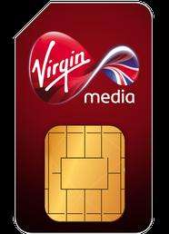 "Virgin ""unlimited"" everything SIM ONLY 30 day £15 @ omio + 99p postage"