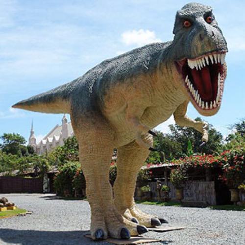 Life Sized Tyrannosaurus Rex Dinosaur Replica £32999.99 FREE DELIVERY @ drinkstuff