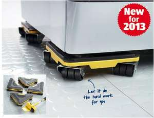 Furniture transport system - Instore Aldi £8.99 from thursday 15th August