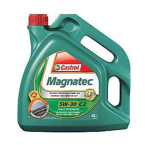 Castrol Magnatec Oil 5W 30 C2 - 4 Litres £21.00 at Asda Direct