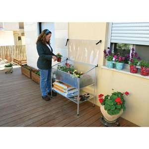 Grow Deck Cold Frame Wilco Direct was £59 now £20 loads of garden bargains @ Wilkinsons