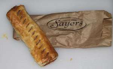 Sayers - Jumbo sauasage roll - BOGOF