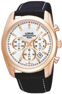 Lorus Gents Chronograph Watch RT368AX9 £26 delivered @ TheWatchHut