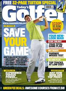 12-Issue Subscription to Today's Golfer Magazine for £19 @ Living Social