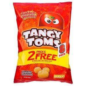 Tangy Toms 8 pack 95p @ Farmfoods