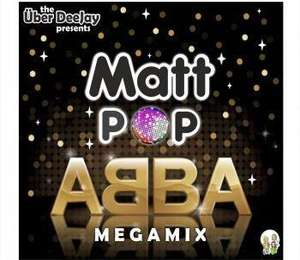 ABBA  -  2 Megamixes Available   - Free Downloads  @ Mixcrate.com