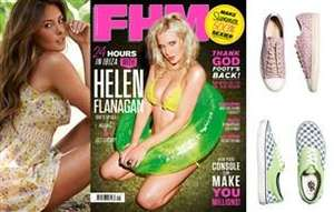 Free copy of FHM. Text fhm1 to 78070 at FHM Magazine