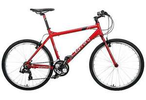 Carrera Subway Limited Edition Hybrid Bike 2013 at Halfords for £161.99 with code