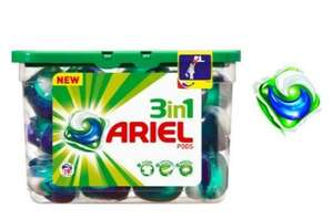 Free Sample of Ariel 3 in 1 Pods @ supersavvyme