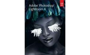 Adobe Photoshop Lightroom 4 £45 using code CWLR41 @ Cameraworld