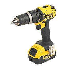DeWalt DCD785M1 18v XR 2 Speed Combi Hammer Drill 1 x 4.0ah Li-Ion £147 delivered @ FFX
