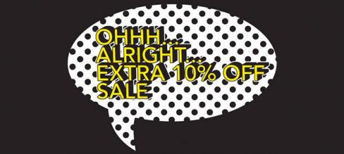 SALE - Big discounts at Duchamp
