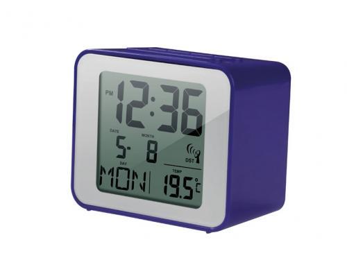Radio Controlled Alarm Clock £4.99 @ Lidl