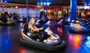 Namco Funscape 2 games of bowling for family of 4 - Manchester only £19.99 @ Radio City