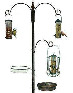 Glennwood bird feeding station £7.99 *INSTORE ONLY* @ B+M