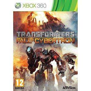 Transformers: Fall of Cybertron - Xbox 360 - New @ Argos online - £12.99 delivered