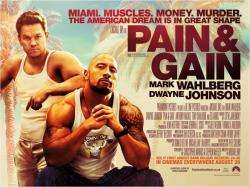 More tickets released to Pain and Gain - 13/8 @ 6.30pm