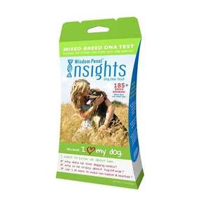 Dog DNA test was £60 now £39.49 @ Pets at home