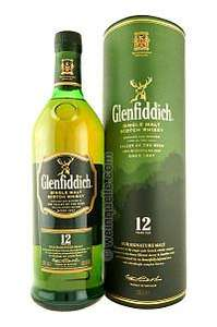 Glenfiddich 12 Year Old Malt Whisky 1Litre Only £25 down from £41 Instore & Online @ ASDA