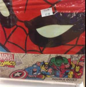 Marvel Bed Sheets £7 @ Primark