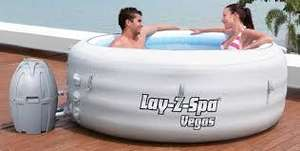 Lay-z-spa vegas £399 Toymaster